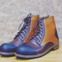 Sepatu Boots Ket's Woods For Safety