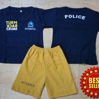 Harga setelan kaos baju bola bayi anak turn back crime tbc | antitipu.com