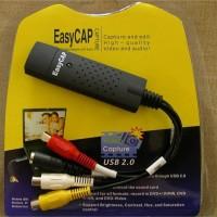 EasyCAP USB Video Capture Adapter 1 Channe