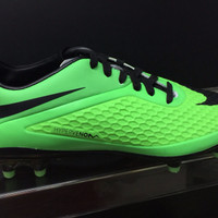 Nike sepatu bola nike hypervenom phelon fg original 100% sale hijau