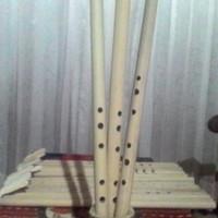 Suling Bambu (Suling Sunda)