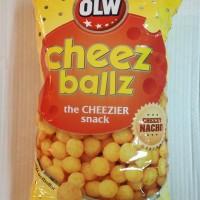OLW CHEEZ DOODLE & CHEEZ BALLZ the CHEEZIER