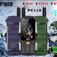 Prince PC 118 Android