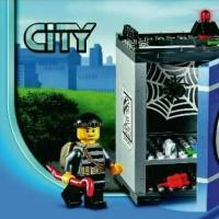 LEGO 40110 CITY COIN BANK