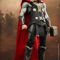 Hot Toys Thor Dark World mms 228 Avengers