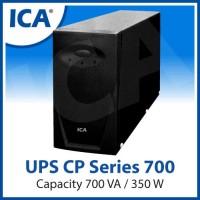 ICA 700VA / 350W - CP700 (UPS + AVR Standard Type)