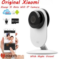 harga Xiaomi Xiaoyi Ants 720P HD NightVision WIFI IP Smart Camera Tokopedia.com