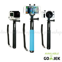 Attanta Tongsis Monopod Titanium SMP-33 for GoPro, Xiaomi Yi & HP