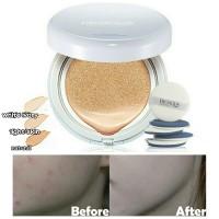 Bioaqua Brightening Liquid Foundation BB Cream Air Cushion Makeup 15g
