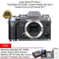 harga FUJIFILM X-T1 Graphite Silver Edition Body Only Tokopedia.com