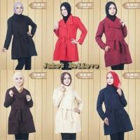 harga Jaket Blazer Muslimah Bjm 05 Xxl Believe - Baju Hangat/baju Kerja Tokopedia.com