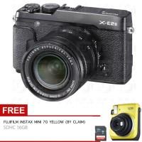Fujifilm X-E2s Kit XF 18-55mm F2.8-4 - Black
