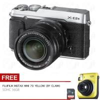 Fujifilm X-E2s Kit XF 18-55mm F2.8-4 - Silver