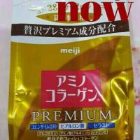 Meiji Amino Premium Collagen Gold ori JAPAN