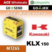 Aki KLX 150, Kawasaki, MOTOBATT, MTZ6S, MOTOBAT, MOTTOBAT, MOTOR