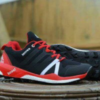 Adidas Terrex Boost Revolution Black Red Premium