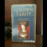 Jual Golden Tarot by Kat Black Murah