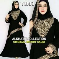Jual Abaya Import Turki Original Murah