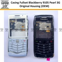 Casing Fullset Blackberry Pearl 9105 Original Housing 100% | BB Kesing