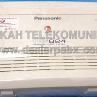 Jual PABX PANASONIC Second KX-TES824 | KX-TEM824 Basic 3 Line 8 Extension Murah