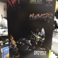 VGA iGame nVidia Geforce GTX 1080 8GB DDR5X - U-TOP-8G