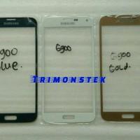 Kaca Lcd Samsung Galaxy S5 G900 Putih, Blue, Hitam Original