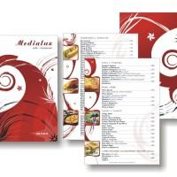 Cetak / Print Buku Daftar Menu / Harga Kertas Ivory 260 A3+ :