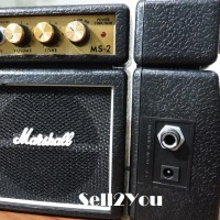 harga Marshall Amplifier Mini Ampli Audio Speaker Gitar Sound Musik Tokopedia.com