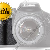 Rubber-Hand-Grip-Karet-Depan-Untuk-Body-Kamera Canon Eos 550d, 600d