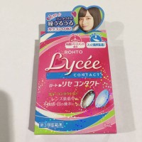 Rohto Lychee for Contacts from Japan tetes mata
