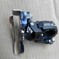 Front Derailleur Shimano Deore LX T670 48T. FD.