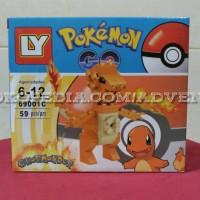 Lego LY Pokemon - Charmander