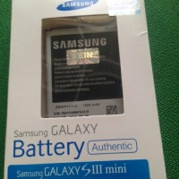 Battery Baterai Batre SAMSUNG EBL1M7FLU Original || Galaxy S3 Mini