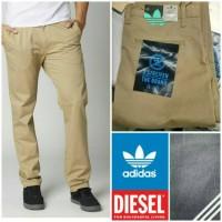 Celana Chinos Adidas Diesel (Import