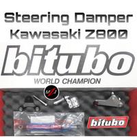 Steering Damper stabilizer Bitubo Kawasaki Z800 - bkn Ohlins Hyperpro
