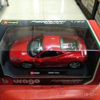 Bburago Ferrari - 458 Italia skala 1:24