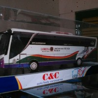 MINIATUR BUS LORENA 2 C&C PRODUCT