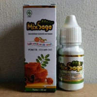 Mix Saga - Obat Tetes Herbal Daun Saga