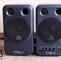 Speaker Monitor Behringer Ms16 / 16 Watt
