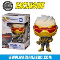 harga Funko Pop Overwatch - Golden Soldier : 76 (Blizzard Exclusive) Tokopedia.com