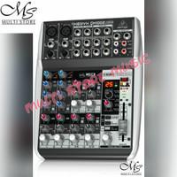 Mixer BEHRINGER Xenyx QX1002USB 2 Channel Mono dengan effects / echo
