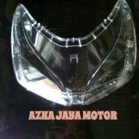 harga Mika Reflector Lampu Depan Honda Vario fi LED 110 remote Tokopedia.com