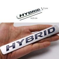 Emblem Hybrid Honda Murah, Berkualitas, Dan Sudah Dilengkapi 3M