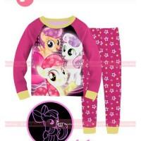 Harga piyama gw 222 i my little pony | antitipu.com