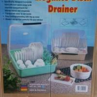 Dish Drainer/Rak Piring Nagata (KHUSUS GOJEK)