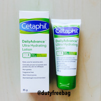 CETAPHIL Daily Advance Ultra Hydrating Lotion Face and Body 85 gr