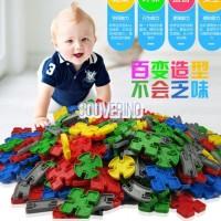 harga Mainan Edukasi Anak Yaohuitoys Brick Lego Block Model Tazos Tokopedia.com