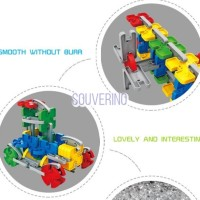 Jual Mainan Edukasi Anak YaohuiToys Brick Lego Block Model Tazos Murah