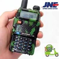 Handy Talky (HT) Baofeng BF-UV5R / UV5R Dual Band Army