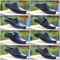 harga Sepatu Sandal Kickers Bustong Seri Syntetic Black Formal Casual Santai Tokopedia.com